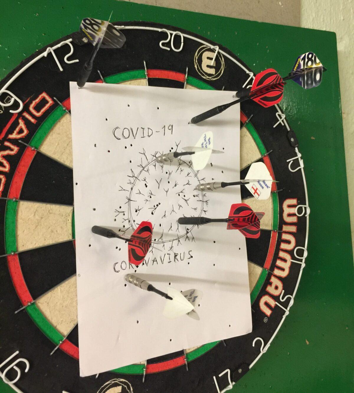 Darts in covid-19